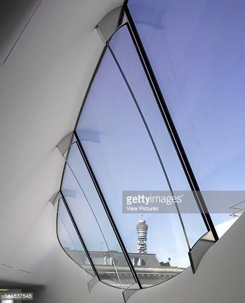Hills Place, Hill Place, London, W1, United Kingdom, Architect: Amanda Levete Architects 10 Hills Place-Interior View