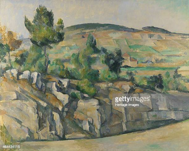 Hillside in Provence c 1890 Found in the collection of the National Gallery London