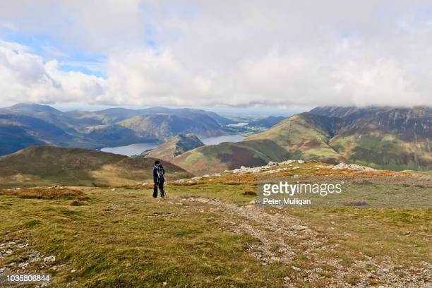 Hillwalker and Lakeland Fells; English Lake District
