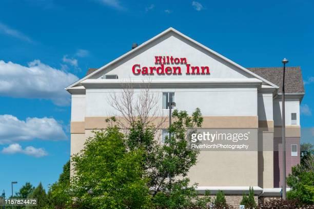 ヒルトン ガーデン イン ホテル - コンラッド・ニコルソン・ヒルトン ストックフォトと画像