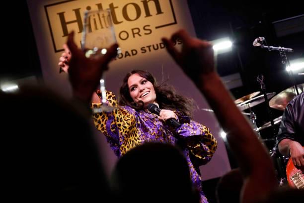 GBR: Hilton Honors Presents Jessie J