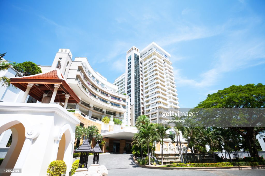 Hilton Hotel And Resort In Hua Hin Stock Photo Getty Images