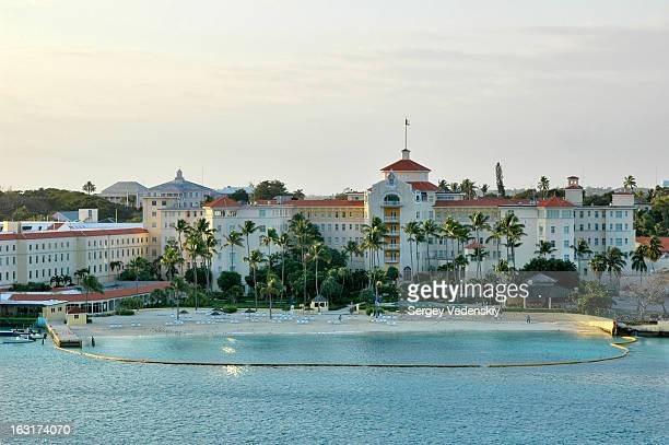 CONTENT] Hilton hotel at Nassau The Bahamas