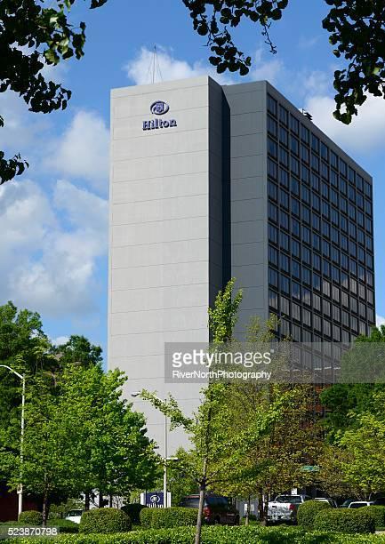ヒルトンホテルは、ノックスビル - コンラッド・ニコルソン・ヒルトン ストックフォトと画像