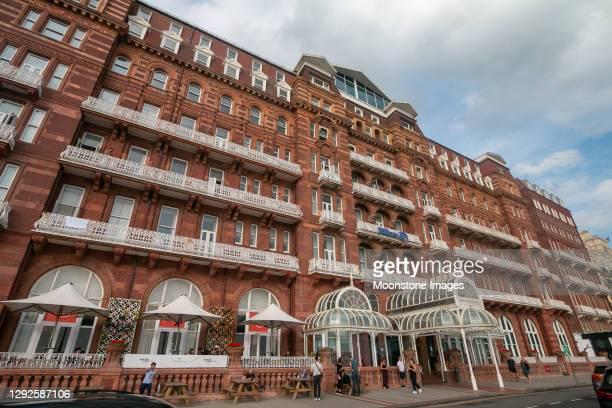 ヒルトン ホテル メトロポール オン キングス ロード イン ブライトン - コンラッド・ニコルソン・ヒルトン ストックフォトと画像