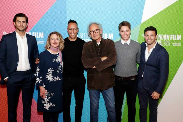 """GBR: """"Moffie"""" UK Premiere - 63rd BFI London Film Festival"""
