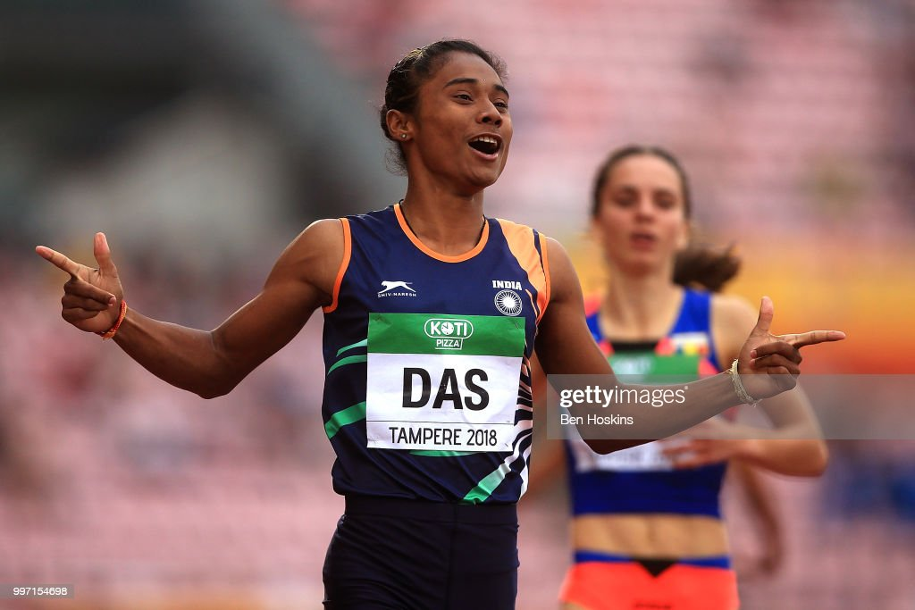 IAAF World U20 Championships - Day 3 : News Photo