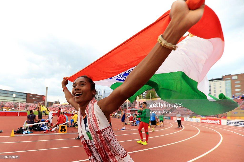 IAAF World U20 Championships - Day 3 : News Photo