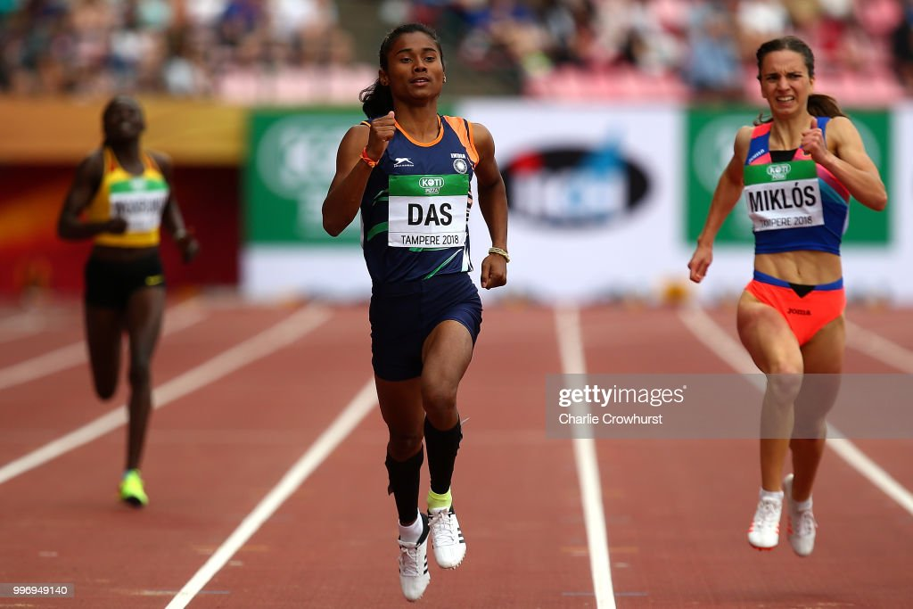 IAAF World U20 Championships - Day 2 : News Photo