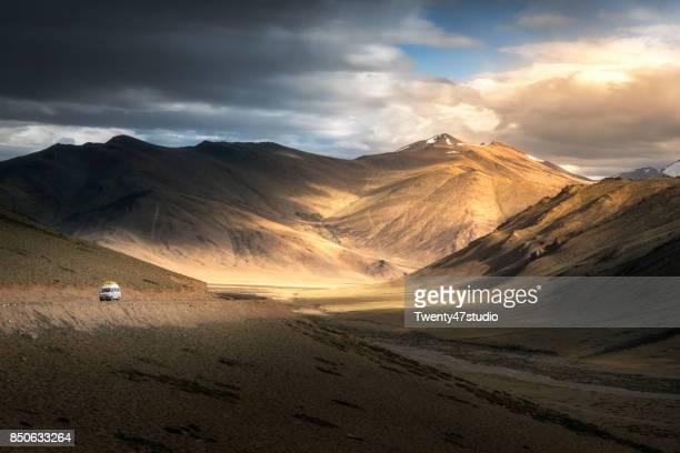 Himalaya landscape view in Ladakh