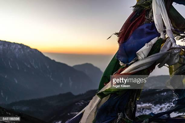 Himalaya Sunrise, Dzongri, Sikkim, India