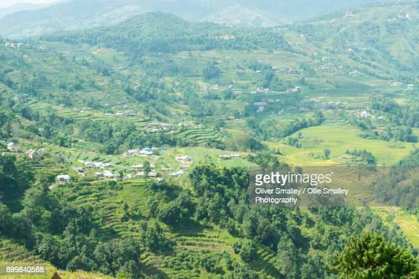 Himalayan Foothills - Nagarkot, Nepal