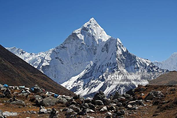 Himalayan mountain landscape