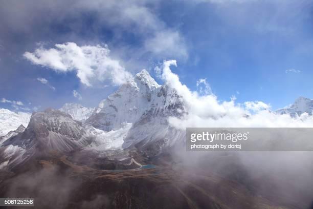 Himalayan mountain, Nepal