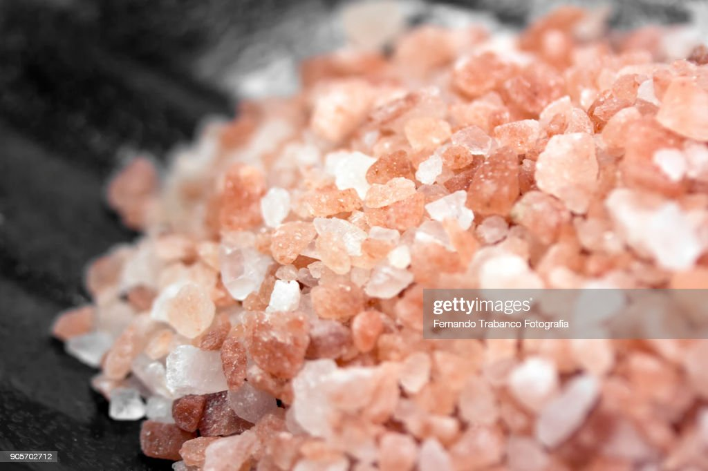 Himalayan salt : Stock Photo