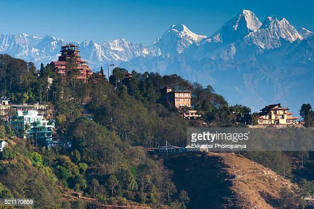 Himalayas morning