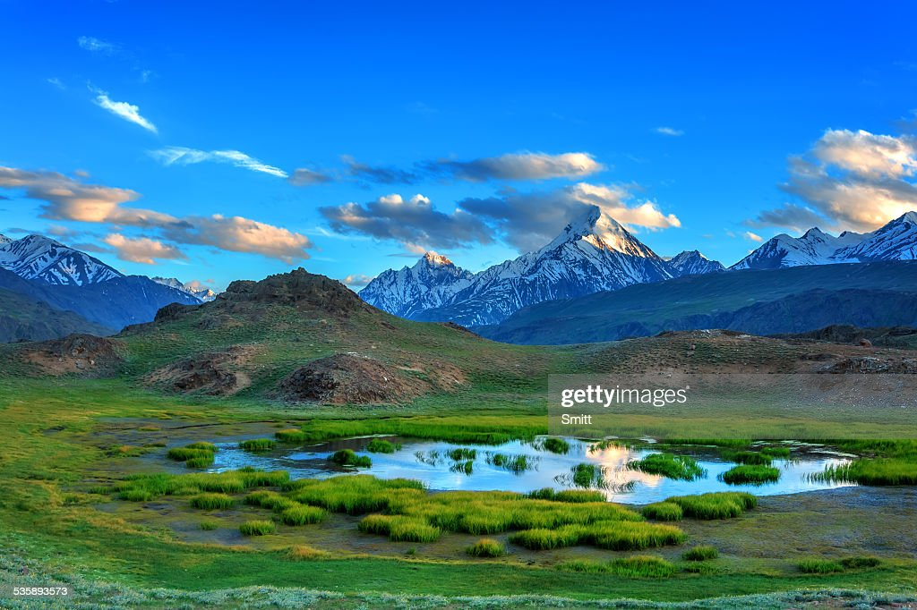 himalayas : Stock Photo
