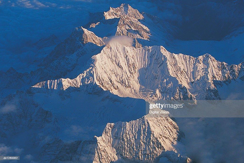 Himalayas, Tibet : Stock Photo