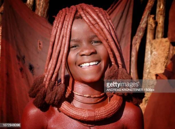 himba people nw namibia - himba foto e immagini stock