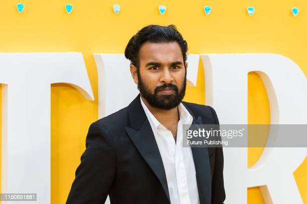 Himesh Patel attends the UK film premiere of 'Yesterday' at the Odeon Luxe Leicester Square on 18 June 2019 in London England