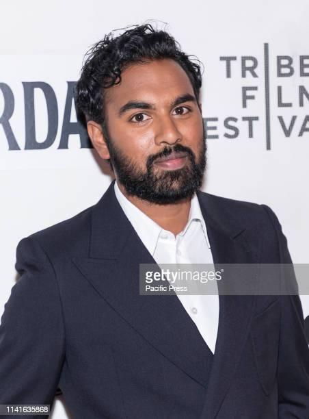 Himesh Patel attends Yesterday Closing Night Gala Film during 2019 Tribeca Film Festival at The Stella Artois Theatre Manhattan