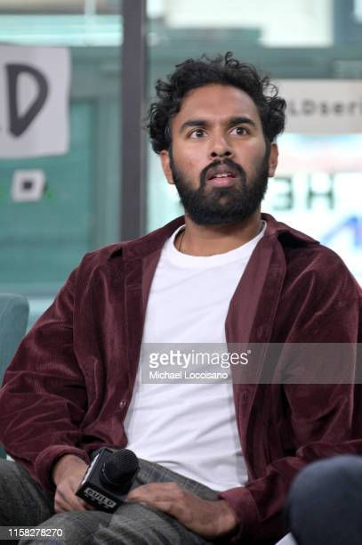 Himesh Patel visits Build to discuss the movie Yesterday at Build Studio on June 25 2019 in New York City