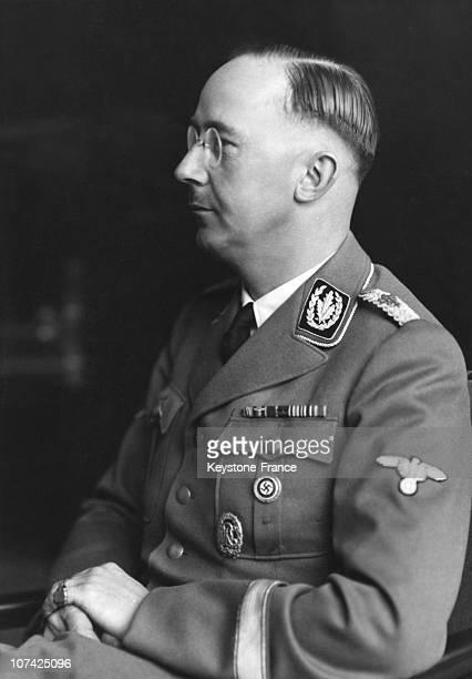 Himmler At Berlin In Germany On October 4Th 1940