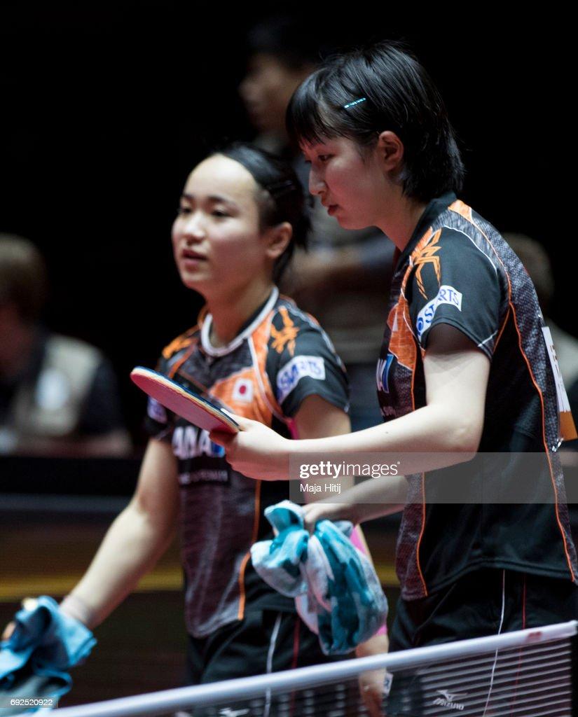 Table Tennis World Championship - Day 8