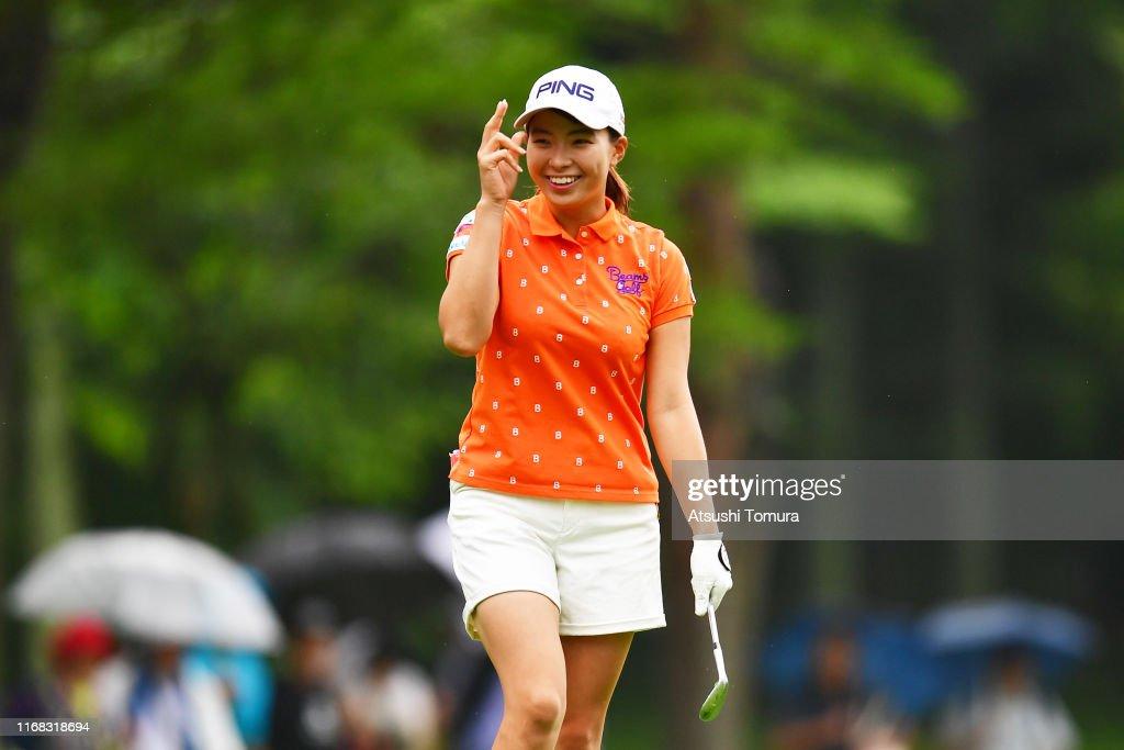 Karuizawa 72 Golf Tournament - Round One : ニュース写真