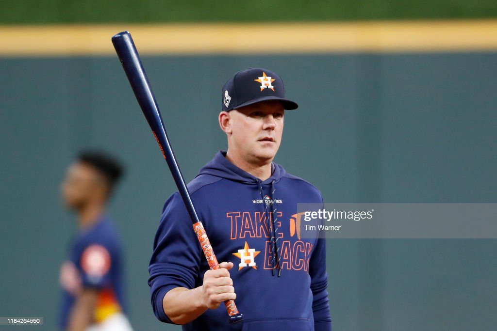 World Series - Washington Nationals v Houston Astros - Game Six : News Photo