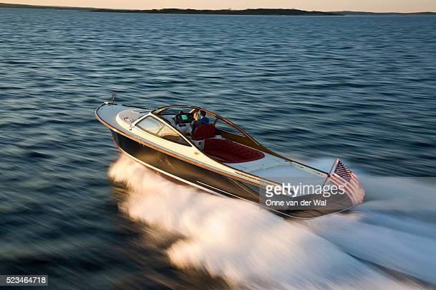 Hinckley Talaria T38 Powerboat in Narragansett Bay