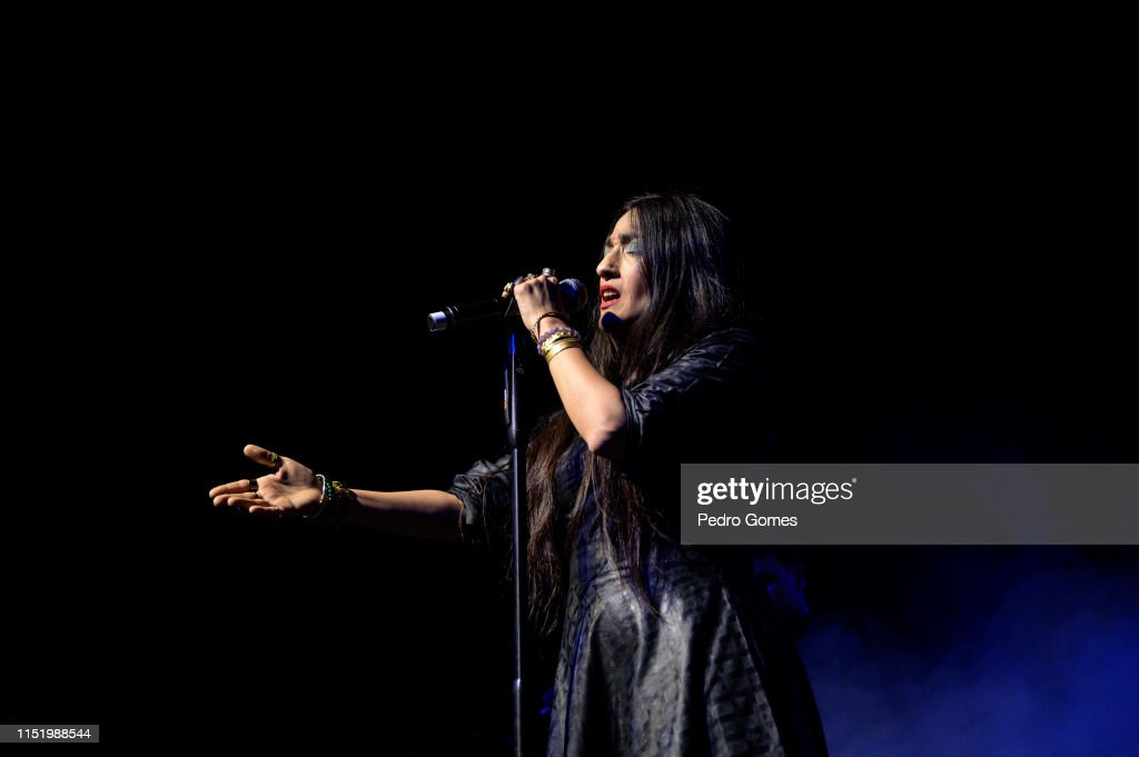 PRT: Hindi Zahra In Concert In Lisbon