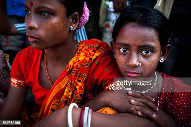 Hindu community devotees celebrate the rituals of Charak Puja also known as Nil Puja in Sylhet Bangladesh April 13 2012 Charak Puja is an ancient...