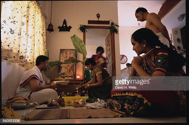 Hindu Festival for Ganesha