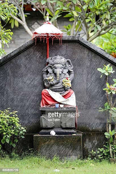 Hindu god Ganesha on January 02 2016 in Tejakula Bali Indonesia