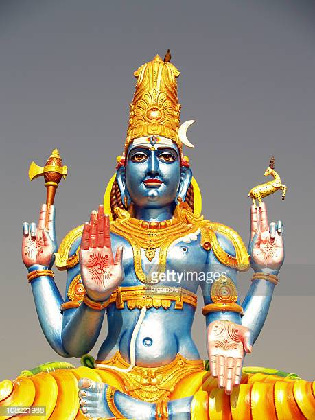 hindu god shiva - shiva stock pictures, royalty-free photos & images