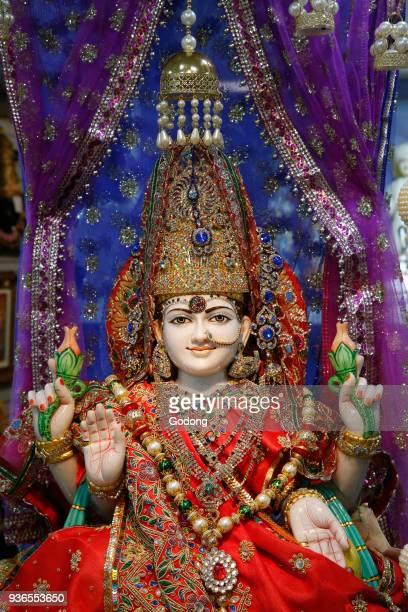 Hindu goddess Lakshmi United kingdom