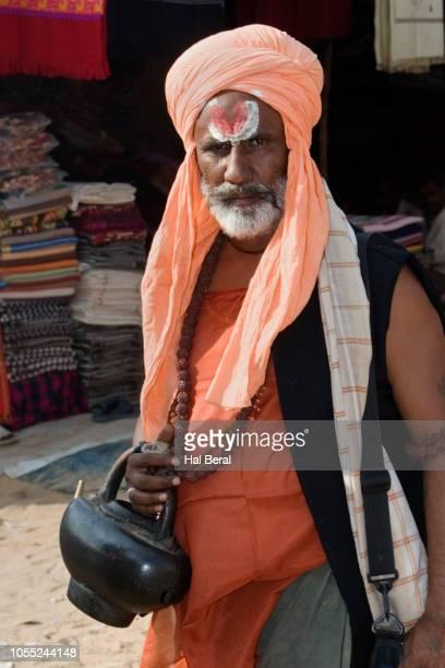 hindu holy man - faquir - fotografias e filmes do acervo