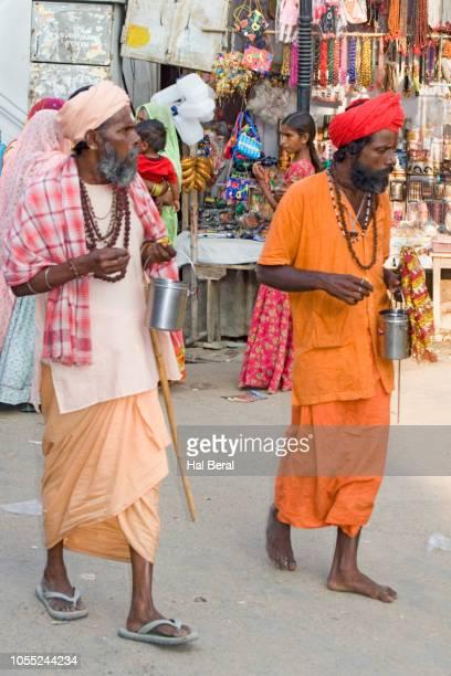 hindu holy men - faquir - fotografias e filmes do acervo