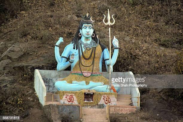Hindu Lord Shiva's Statue