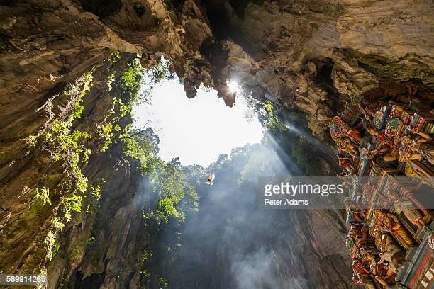 Hindu Shrine, Temple Cave