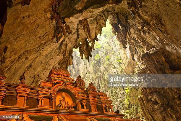 Hindu Temple and Batu Caves