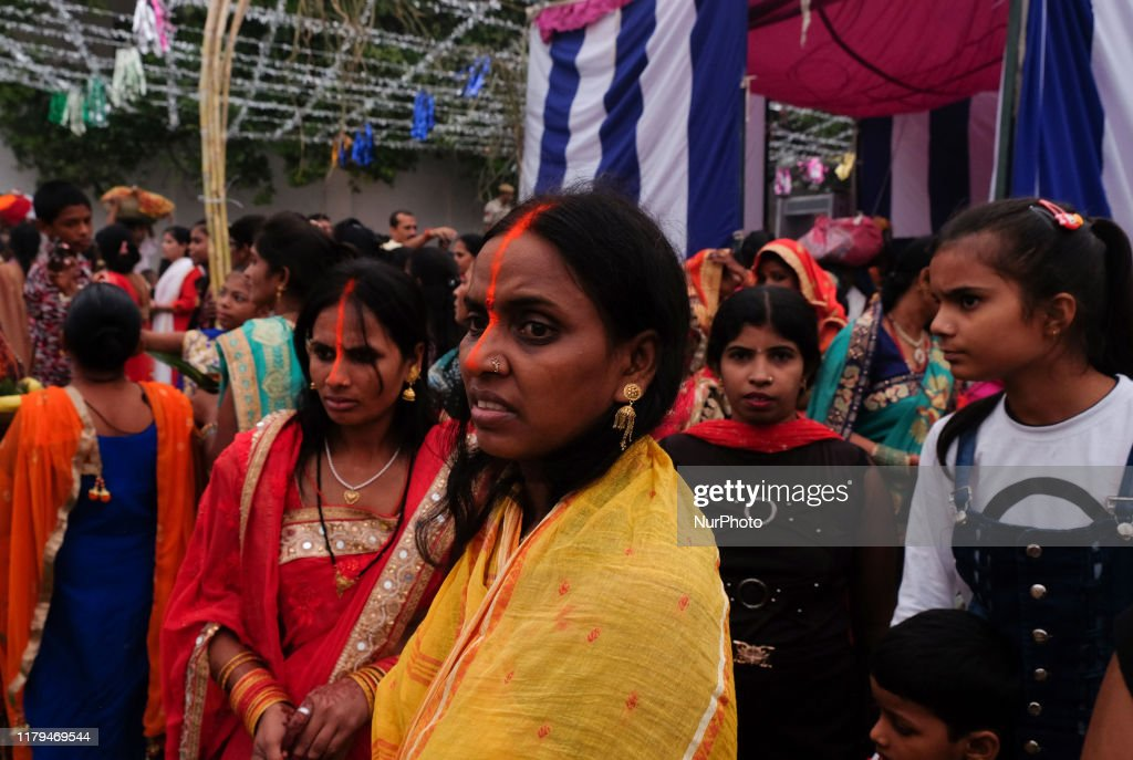 Chhath Puja In New Delhi : News Photo