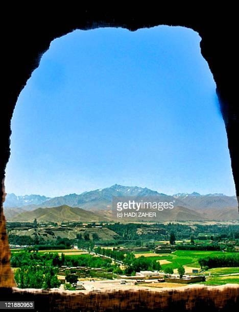 hindukush - bamiyan - bamiyan stock pictures, royalty-free photos & images