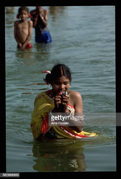 Indian Girls Bathing Premium Pictures, Photos,  Images - Getty Images-4303