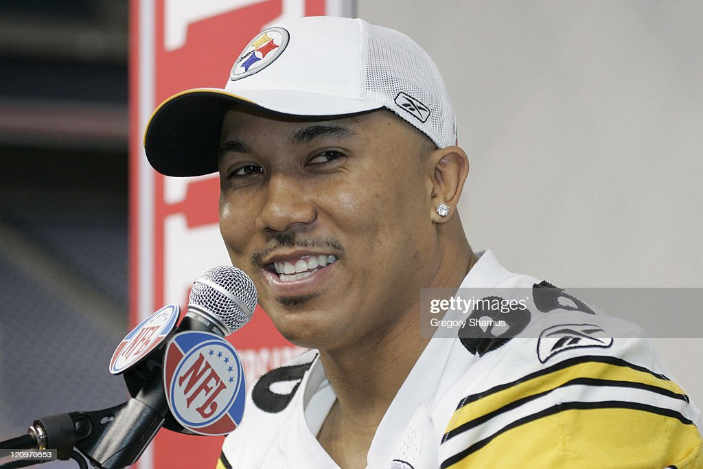 Super Bowl XL - Pittsburgh Steelers Media Day