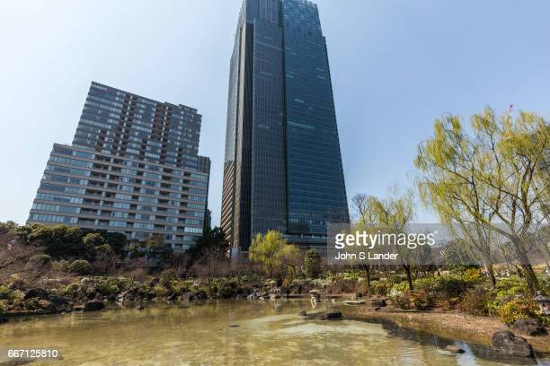 Hinokicho Park is maintained by Minatoku Tokyo just east of Tokyo Midtown Garden Hinokicho was once the garden attached to Azabu residence for the...