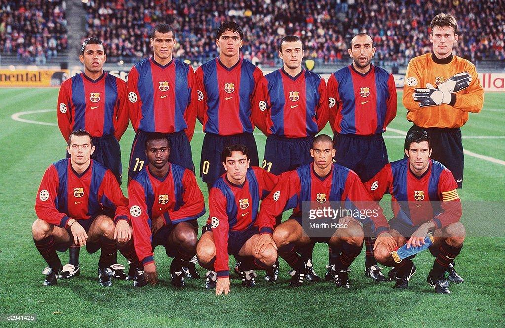 ¿Cuánto mide Rivaldo? - Real height Hintere-reihe-vl-anderson-rivaldo-giovanni-lius-enrique-abelardo-picture-id52941425