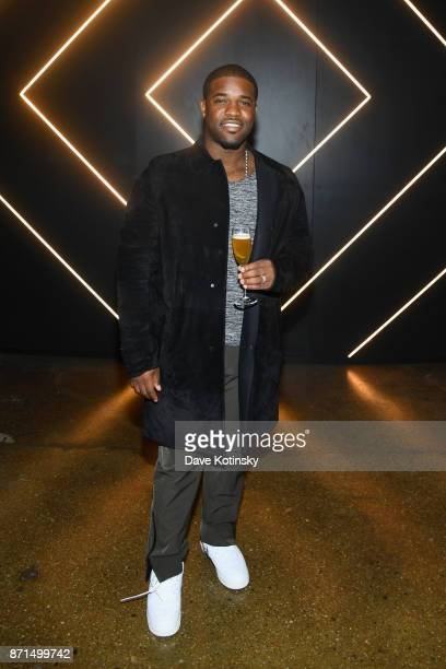 Hip Hop Artist A$AP Ferg experiences Hennessys 'Le Grand Voyage' at Industry City on November 7 2017 in Sunset Park Brooklyn Offering private events...