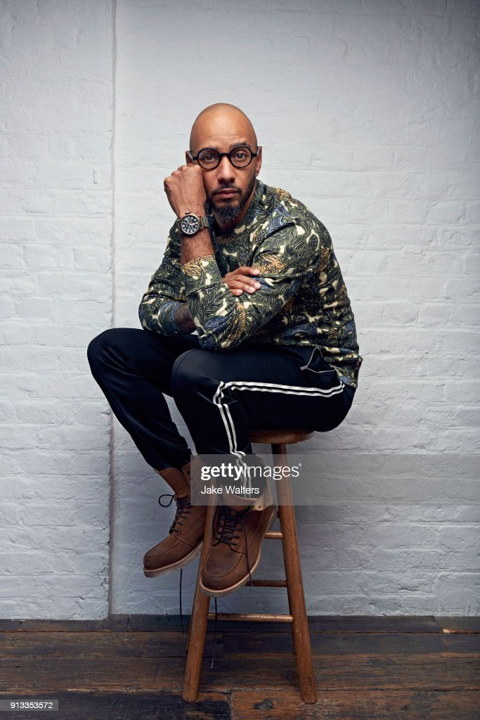 Hip hop artist and record producer Swizz Beatz aka Kasseem Dean is photographed for Revolution magazine on July 25, 2017 in London, England.
